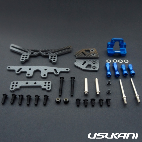 Usukani Front suspension Structural System For Yokomo SD