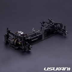 Usukani PDSH 1/10 RC EP RWD DRIFT CAR CHASSIS KIT