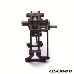 Usukani CF Open Type Rear Gear Box for YD-2(Black)