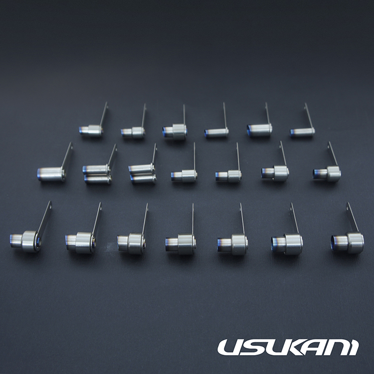 Usukani Stainless Steel Exhaust Pipe