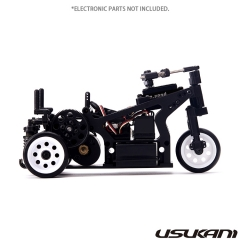 D3T 1/8 RC EP Drift Tricycle Chassis KIT TUKCICA