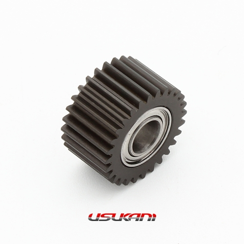 7075 AL 28T Mid gear w/bearing /Ceramic Coating